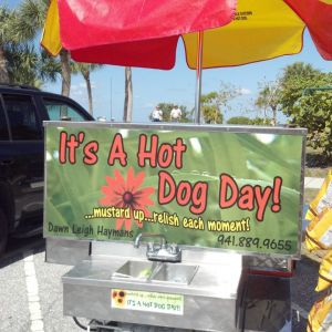 It's A Hot Dog Day