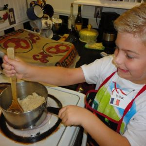 Junior Chef Cooking Classes