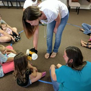 Music And Motion With Miss Amy